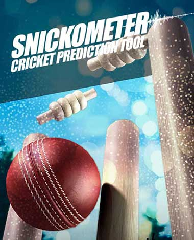 Snickometer : Cricket Prediction Tool